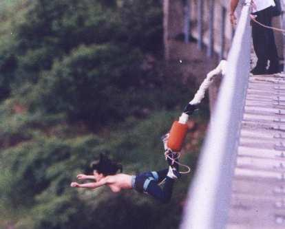 bungee, jump, jumping, bunge, extrém, sport, extreme, sportok